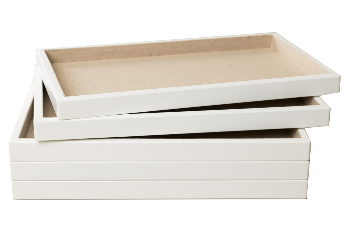 The Linen Store And Home Decor 5 Piece Stackable Trays Hives And Honey