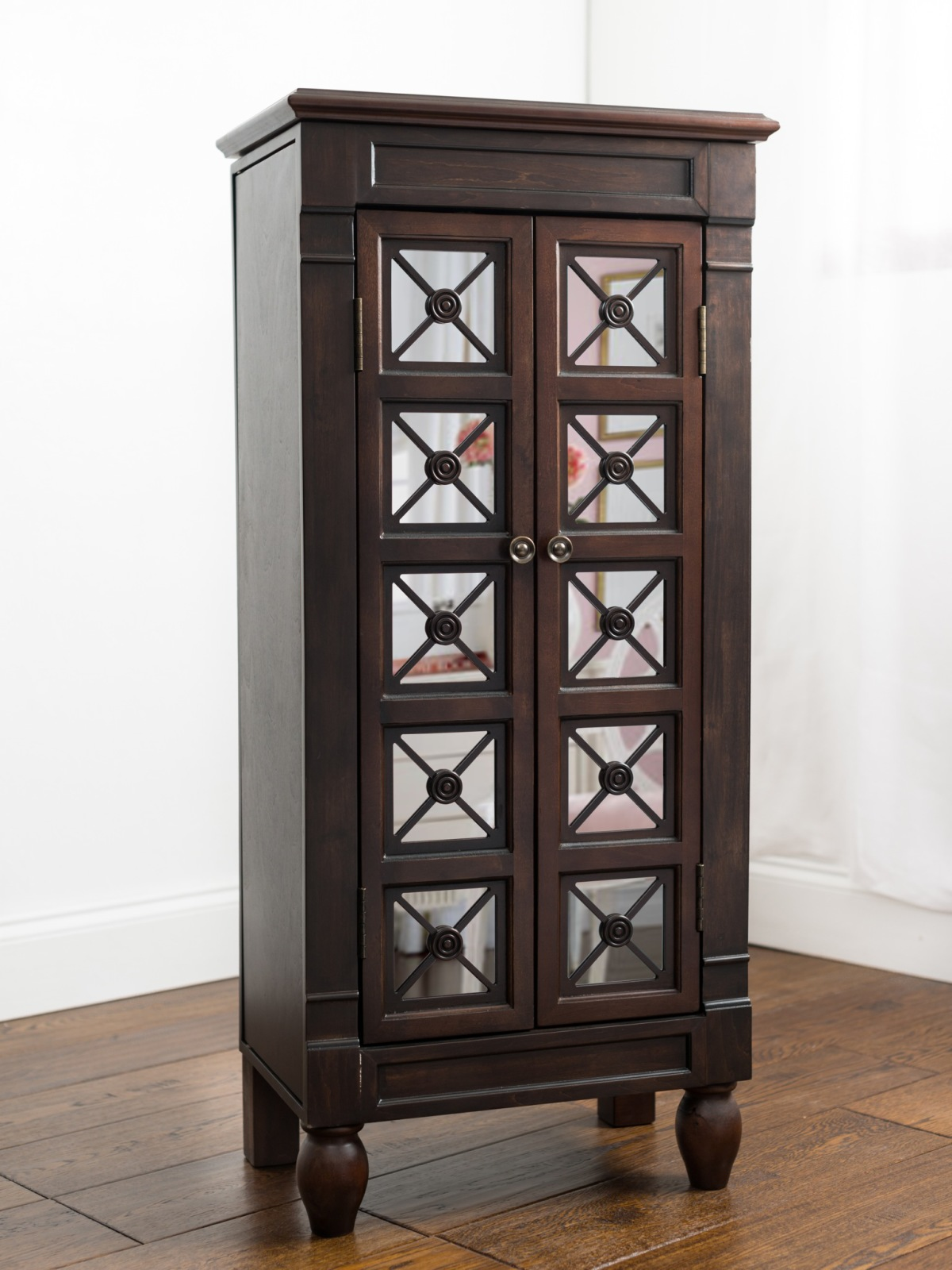 espresso jewelry armoire hives and honey