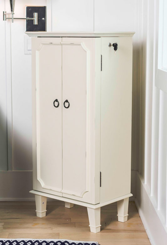 Cabby Jewelry Armoire Tuscan Ivory Hives And Honey