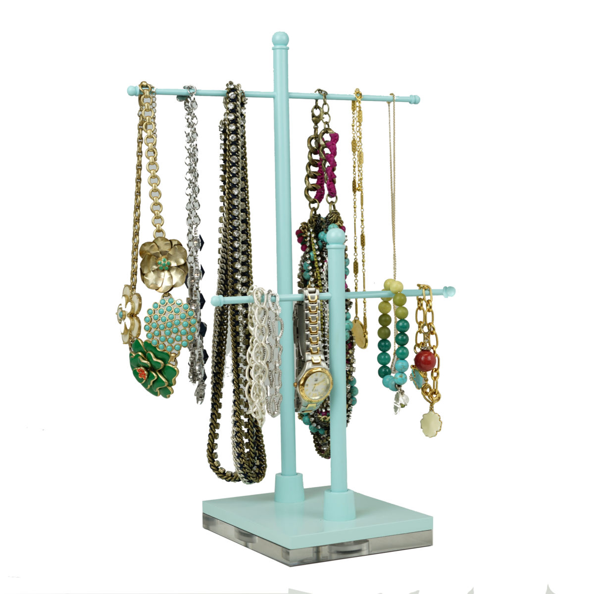 Acrylic Jewelry Stand Seafoam Hives And Honey