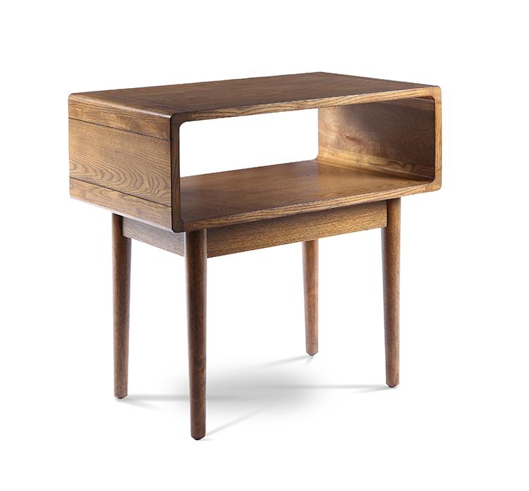 darden end table deco walnut hives and honey. Black Bedroom Furniture Sets. Home Design Ideas